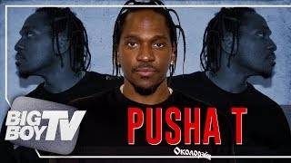 BigBoyTV - Pusha T on Beef w/ Drake, Daytona, Kanye West & A Lot More!