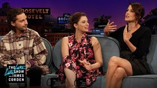 Cobie Smulders, Rachel Bloom & Shia LaBeouf Are Children of the '90s - Video Youtube