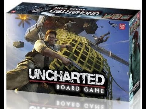 The Purge: # 1782 Uncharted: The Board Game: A look at the Solo Rule included with the Game