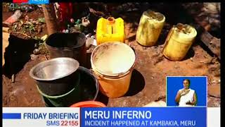 Meru Inferno: Granny,Grandson killed while asleep in Kambakia,Meru