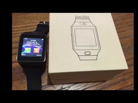 aeb89c969d5 DZ09 SmartWatch Review. Works with Android and Iphone. Best value Smart  Watch for your YouTube Video