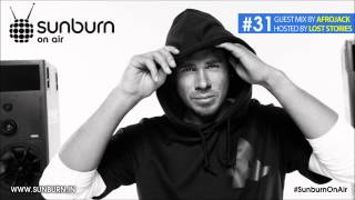 Sunburn On Air #31 (Guest Mix by Afrojack)