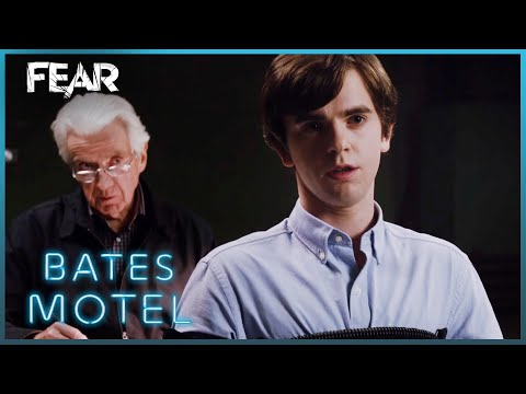 Norman Takes a Polygraph Test | Bates Motel