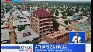 Mvua kubwa inayoendelea kunyesha kaskazini mashariki ya Kenya yasababisha mafuriko
