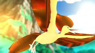 Minecraft: Pokemon Ruby - O Lendario Moltres !! #20