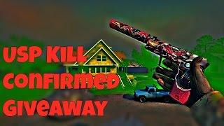 Usp Killconfirmed Giveaway