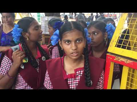 School student from Andra Pradesh shares for Rally for Rivers
