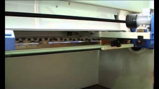 KHT 3106 - Гидравлические гильотинные листовые ножницы