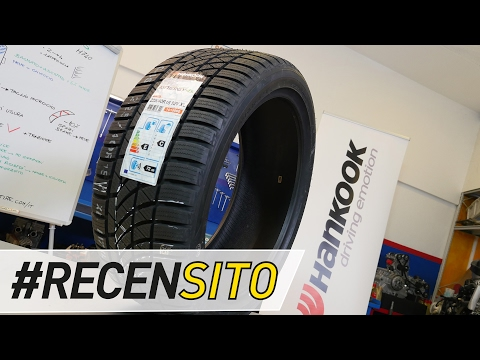 Hankook Kinergy 4S - H740. Recensione pneumatico 4 stagioni [ENGLISH SUB]
