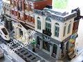 Lego Creator Set 10251 Brick Bank - Speed Build