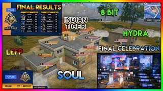 FINAL match of PMCO || Final Result + Celebration || HIGHLIGHT #50