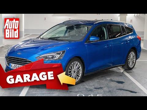 """Ford Focus 2.0 EcoBlue (2021)  Focus im AUTO BILD-""""Garagen-Check""""  mit Dennis Peterman"""