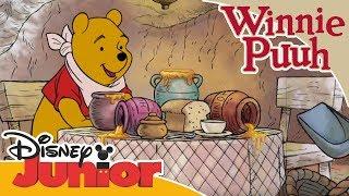 Freundschaftsgeschichten mit Winnie Puuh: Besser als Honig? | Disney Junior
