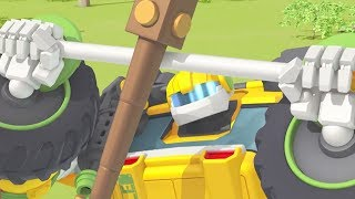 TOBOT English | 418 Shocks and Showdowns | Season 4 Full Episode | Kids Cartoon | Videos For Kids