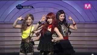 소녀시대-태티서_트윙클(Twinkle by Girls' Generation-TTS@Mcountdown_2012.05.10)
