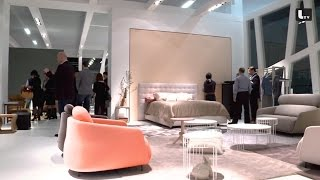 LIGNE ROSET @ imm cologne 2015 LIFESTYLE TV Video