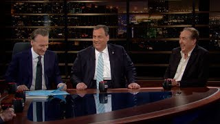 Overtime: Chris Christie, Eric Idle, Natasha Bertrand, Malcolm Nance, Jack Kingston | Real Time