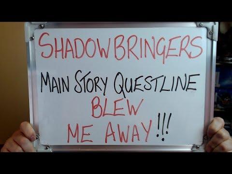 Final Fantasy XIV: SHADOWBRINGERS Main Story Questline BLEW ME AWAY!!
