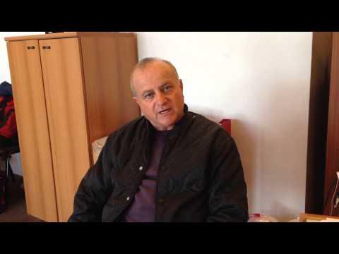 Ενημέρωση από τον πρόεδρο του Αθέρα κ. Κοσμάτο