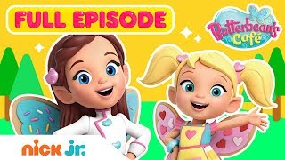 Butterbean's Cafe FULL Episode 🏕️ Cricket Goes Camping! | Nick Jr.