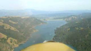 Flying the Zenith STOL CH 701 in northern California