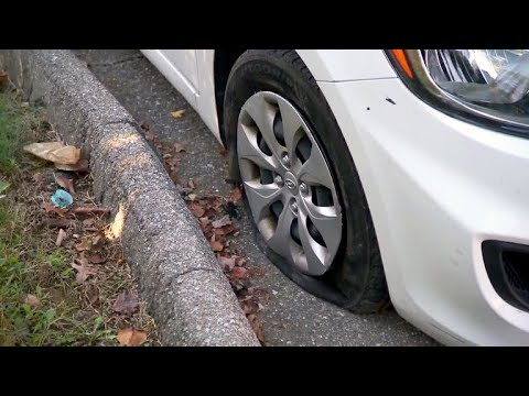 More and more cars don't have spare tires