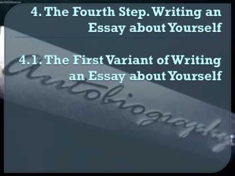 Writing documented essay