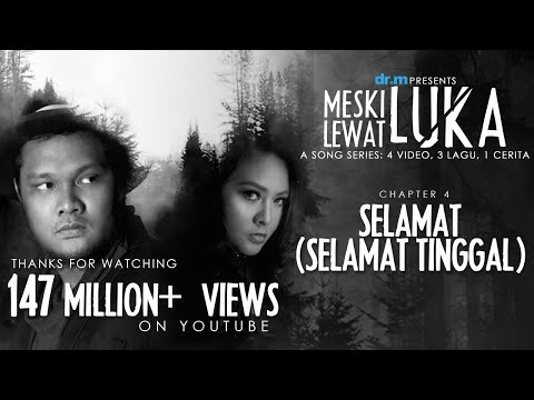 Virgoun feat. Audy - Selamat (Selamat Tinggal) (Official Lyric Video)  | Chapter 4/4