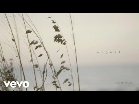 August Lyrics – Taylor Swift
