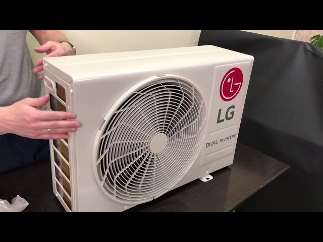 Обзор LG Procool Inverter 2019