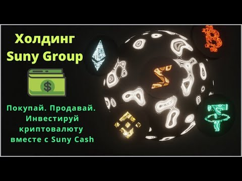 Компания Suny Group - обзор кабинета и вывод денег с Suny Cash