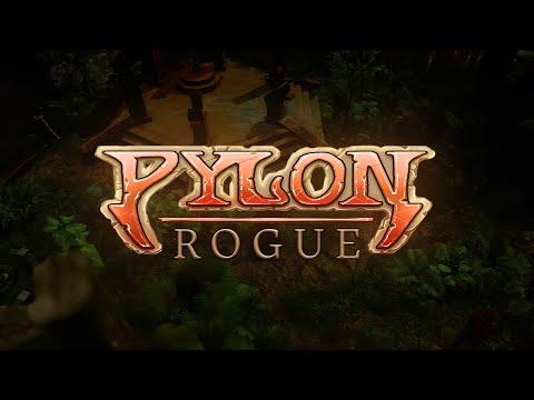 Pylon: Rogue - Early Access Gameplay Trailer thumbnail