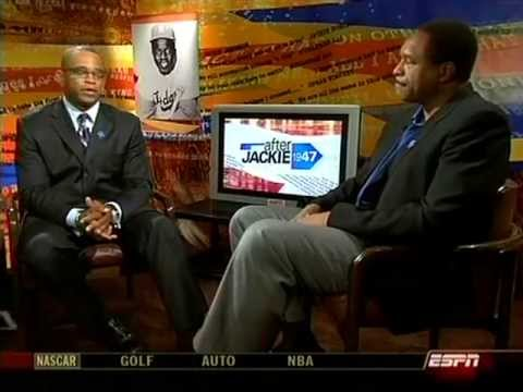 Dave Winfield on Jackie Robinson, African-Americans in Baseball (2007)