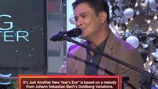 OGIE ALCASID - IT'S JUST ANOTHER NEW YEARS EVE - TMTS 12.08.13