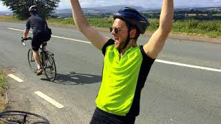 Day 7 - Carlisle to Lancaster (Dust, Delirium and Dancing)