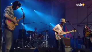 Dr. Dog - The Rabbit, The Bat, and The Reindeer - Azkena Rock Festival 2009
