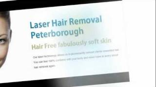 preview picture of video 'laser hair removal clinic and skin treatments peterborough'