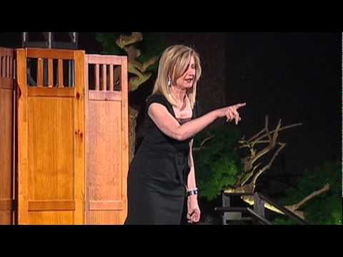 Ted talk: Arianna Huffington over slaap