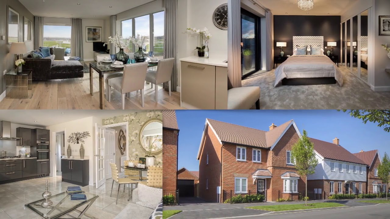 David wilson homes chelworth floor plan for Home architecture newbury