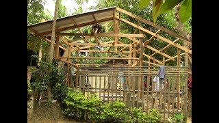 DAY 2 THE HOUSE OF A BATTERED WIFE #26 IN OUR HOUSE REPAIR PROJECT EXPAT PHILIPPINES | Kholo.pk