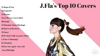 J.Fla Official Top 10 Covers Video 2019 [The Best J.Fla Covers On YouTube]