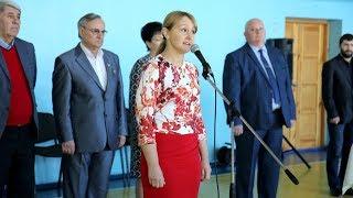 Ольга Бабенко поддерживает турнир по баскетболу памяти Вадима Гурова