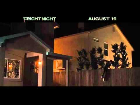 Fright Night Exclusive SNL Sneak Peek - second trailer edit