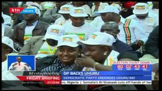 President Uhuru Kenyatta's harsh warning to the opposition over election threats