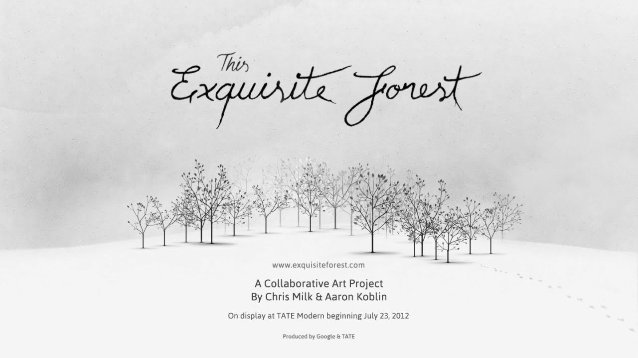 This Exquisite Forest: Introduction