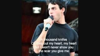 Darin - I'll be alright (with LYRICS)