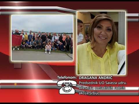 FONO: Dragana Andrić - 75 godina radnih akcija
