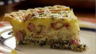 How To Make Flavorful Quiche | Quiche Recipe | Allrecipes.com
