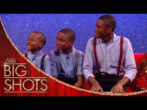 Melisizwe Brothers Interview | Little Big Shots