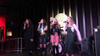 Little Mix Performing Love Me Like You (11315)